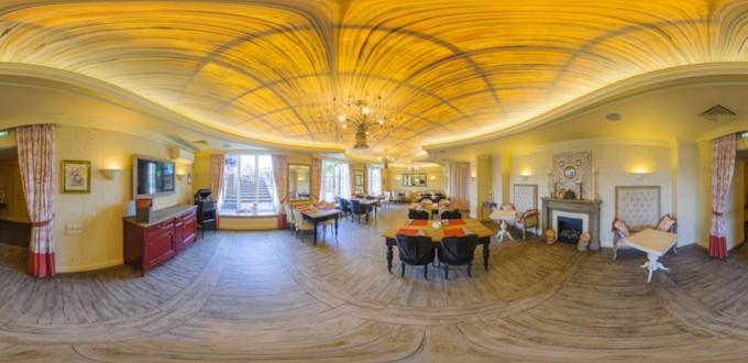Виртуальный тур ресторана Caruso Хабаровск